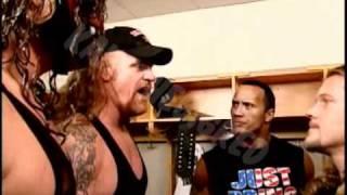 Survivor Series 2001 - Team WWF Vs Team Alliance Build Up