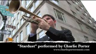 """Stardust"" performed by Charlie Porter"
