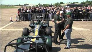Our Day at Duxford; Team Lotus and Caterham