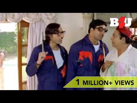 Akshay Kumar & Saif Ali Khan as Plumber | Funny Scene | Keemat | HD
