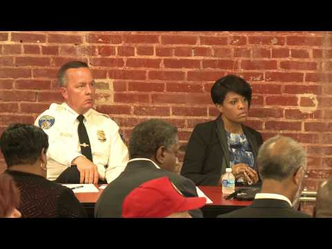 Public Safety Forum Eastern District, July 29, 2015