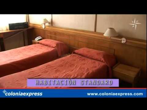 Colonia Express - Hotel Continental en Montevideo
