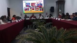 Décima Quinta Sesión Ordinaria Concejo de la Alcaldía de Xochimilco