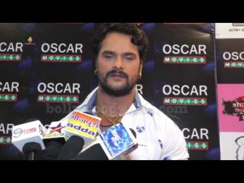 Khesari Lal Yadav Attend Bhojpuri Film Award 2016