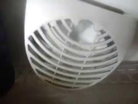 5a483fe82 Consertando ventoinha geladeira continental 470 460 - YouTube