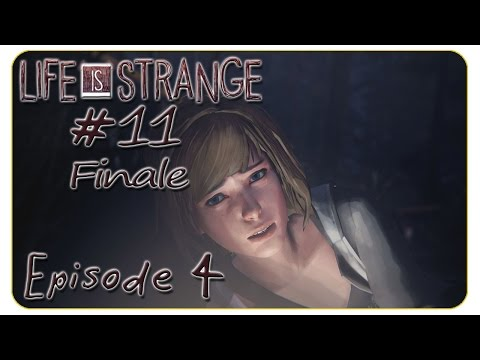 Der Anfang vom Ende #11 Life is Strange - Episode 4 [deutsche Untertitel/Finale] - Let's Play