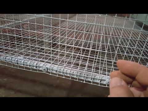 # 032 -  Một số thông tin về chuồng thỏ tự làm.
