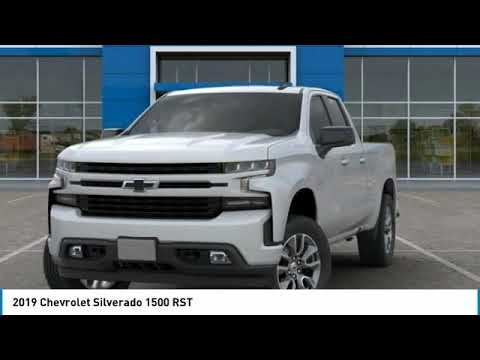 2019 Chevrolet Silverado 1500 2019 Chevrolet Silverado 1500 Rst For Sale In Tomball Tx Kz370581