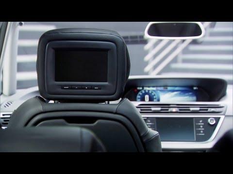 ► Citroën C4 Grand Picasso 2014 - INTERIOR