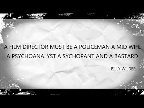 Insparational quotes for filmmakers