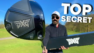 I secretly bought the 'CHEAP' PXG driver!!!!