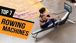 Best Rowing Machines of 2020 [Top 7 Picks]