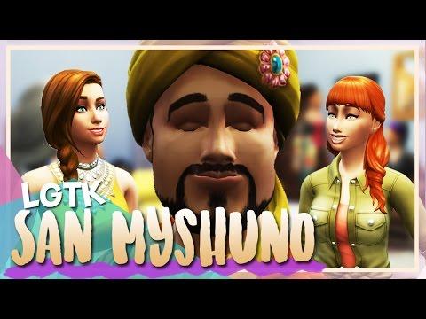 The Sims 4: LGTK San Myshuno // It's RAJ Time! #9