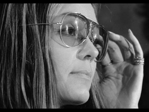 Gloria Steinem on the Women's Movement: Education, Feminism, Economics (1985)