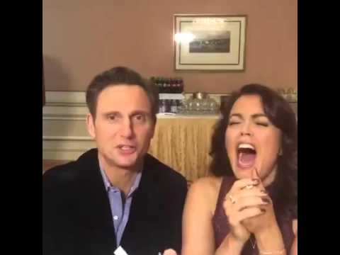 Live with Bellamy Young and Tony Goldwyn (Q&A TCA)