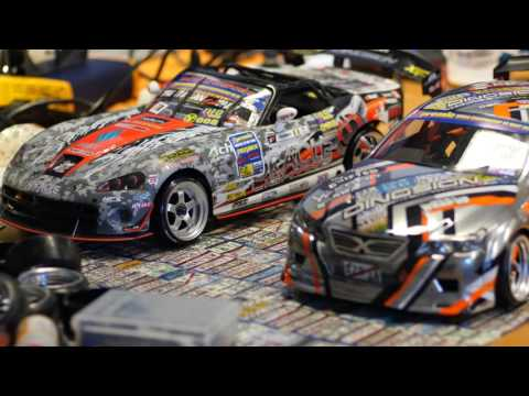 Baltic r/c drifters in rc drift world championship. Trainings. Qualification. Trip to Amsterdam