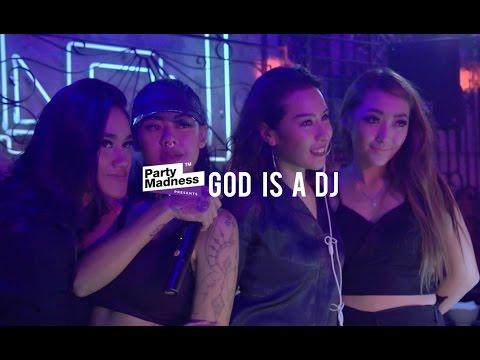 God Is A DJ: Persiapan DJ Cantik Pixiee Sebelum Tampil Nge-DJ | Party Madness
