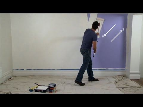 Better Homes and Gardens How to paint interior walls YouTube