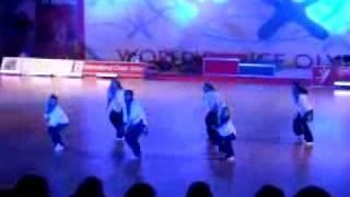 Всемирная Танцевальная Олимпиада 2009 CUTE S финал(, 2010-08-14T08:54:47.000Z)