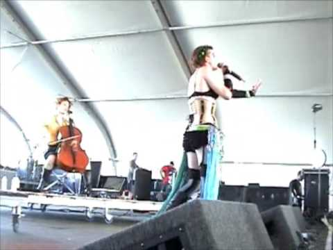 Time Is Running Out Amanda Palmer Zoe Keating Muse Coachella