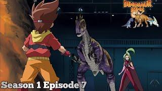 Dinosaur King - Season 1 Episode 7 - A Game Show Showdown - FULL HD