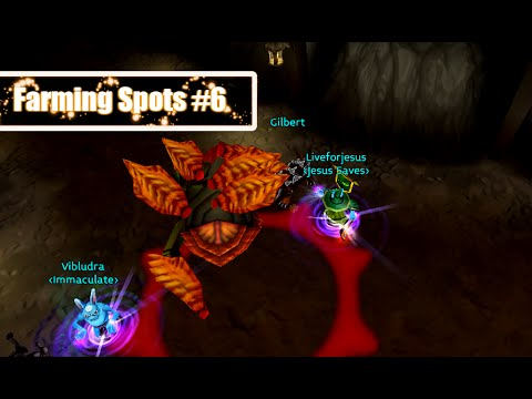 Arcane Legends - Farming Spots #6