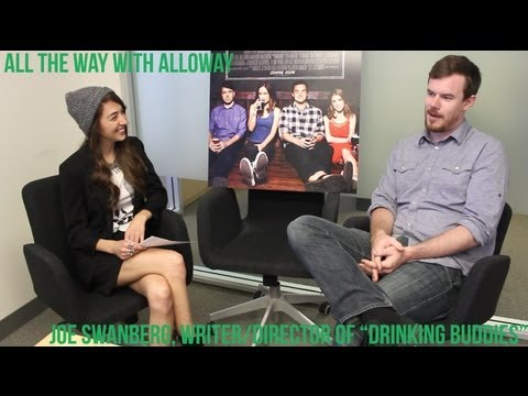 """Interview with Joe Swanberg, Writer/Director of """"Drinking Buddies"""""""