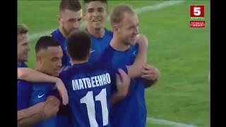 2:0 - Никита Наумов. Витебск - Торпедо-БелАЗ (21/05/2018. Высшая лига, 8 тур)