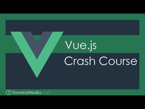 Vue JS Crash Course - 2019