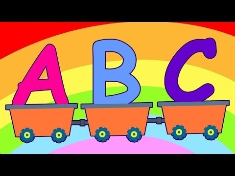 ABC song for baby - Frozen Songs  -  songs for children - song for kids