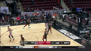Isaiah Hartenstein Posts 17 points & 13 rebounds vs. Erie BayHawks