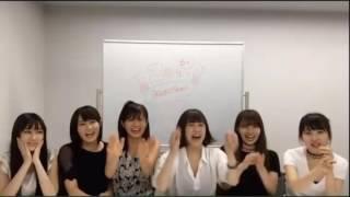 2016,8,13,21:30~ NMB48新時代の彩り方.