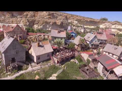 Remake of popeyes village ( Malta)