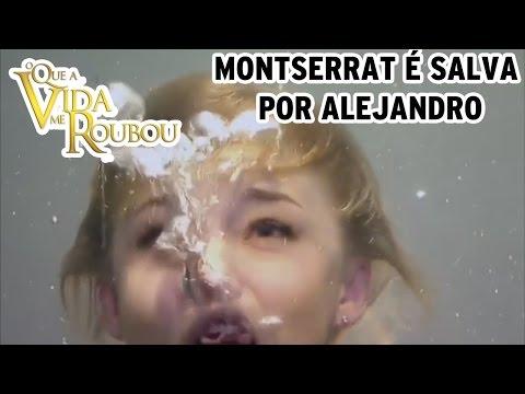 Alejandro Salva Montserrat de Afogamento - O que a Vida me Roubou