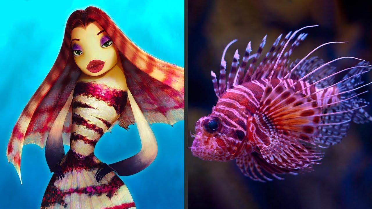рыбка подводная братва картинки материале использованы
