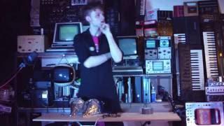MADONNA BRA SYNTH MIDI CONTROLLED WITH ARTURIA MINIBRUTE AND ARDUINO