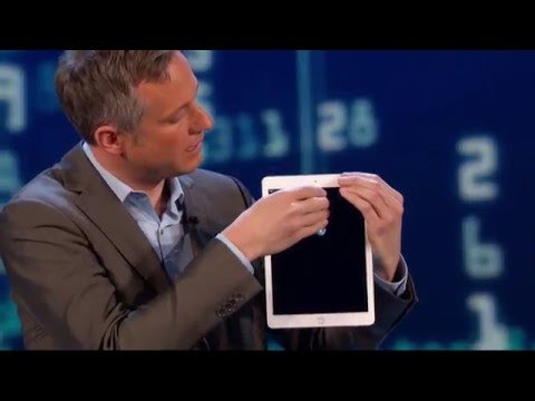 IPad magician Simon Pierro - Episode 1 clip | Penn and Teller: Fool Us in Vegas | Channel 5