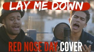 Lay Me Down (Red Nose Day Version) by Sam Smith ft. John Legend | Cover by Alex Aiono & Vince Harder