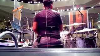 "Planetshakers "" Endless Praise"" Drum cover with Click track by Rolando Zamora"
