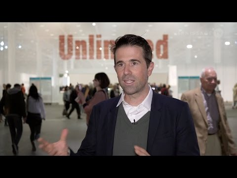 Interview with the Curator of Art Basel's 'Unlimited' Sector, Gianni Jetzer