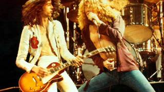 12 - Jimmy Page & Robert Plant - The Rain Song