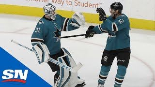 Detroit Red Wings vs. San Jose Sharks | Shootout Highlights - Nov. 16, 2019