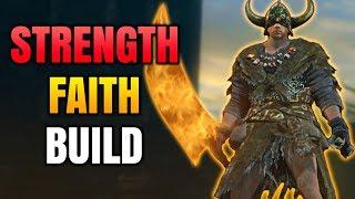 Dark Souls Remastered - Strength/Faith Build (PvP/PvE)