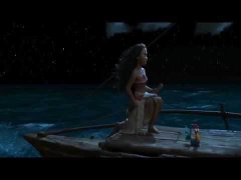 Disney's Moana - I am Moana of Motunui (Scene) | HD