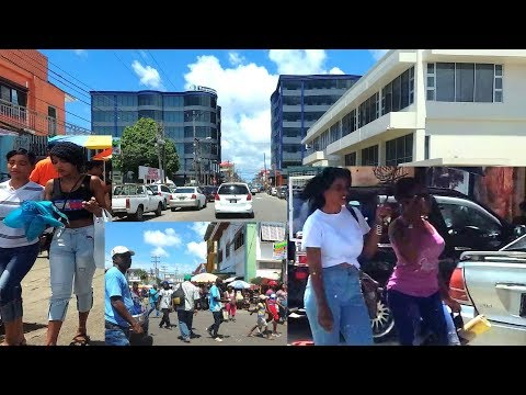 Georgetown Guyana, A Guided Tour.