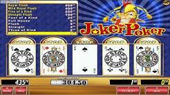 CasinoOnlineRating.com - Joker Poker - Game Review