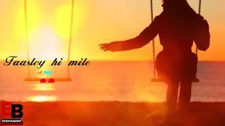 Tere Mere Darmiyaan Song (Female Version) | WhatsApp Status Video | Neeti Mohan | EB Entertainment |