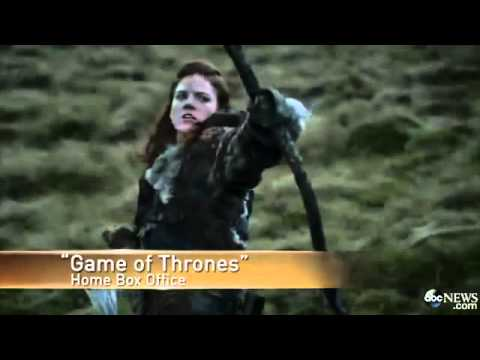 Kit Harington Talks `Game of Thrones` on `Popcorn with Peter Travers