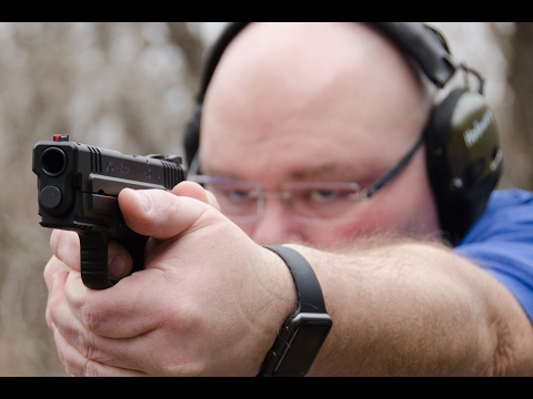 Springfield's New XD Mod 2 Service in  45 ACP—Full Review