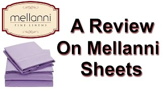 Mellanni White Bedding Sets King King Size Bed Sheet Sets - Quality For An Affordable Price